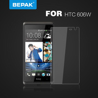 Bepak  Brand Ultra Clear Screen Protector for HTC Desire 606W  600 Screen Protective Film with retail package