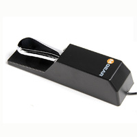 M-AUDIO m audio SP-2 Sustain pedal for all electronic keyboard device with a non-latching momentary switch