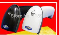High Speed Handy Laser Scanner Barcode Scanner Code Reader Portable Black Market Guns USB,PS2,RS232 port