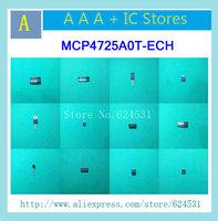 3PCS MCP4725A0T-ECH 12BIT WI2C SOT23A-6 MCP4725A0T 4725A MCP4725A0 4725A0 MCP4725 4725A0T