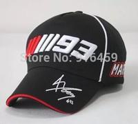 Motorcycle snapback sports cap Red black moto.gp Marc Marquez 93 motorbike locomotive Motocross baseball cap drop shipping