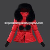 2014 New 95% Duck down slim Winter female shorts down jacket, women genuine new wave down jacket,Free shipping 6030#