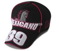 mexicano Luis alom 39 F1 racing cap Motocross baseball cap Locomotive Motorcycle driver snapback hat  Motor Gp Drop shipping