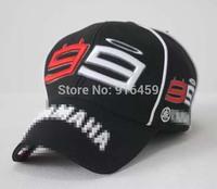 Hot sale Lorenzo 99 F1 racing cap Locomotive Motorcycle driver cap snapback hat Motor Gp Yamahar Motocross cycling baseball cap