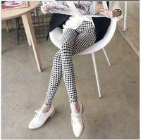 2014 New Fashion Leggins! black milk comfortable high elasticity large yards of printed  Women ninth pants Leggings 9 color