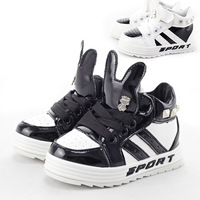 Wholesale 2014 autumn new Korean children 's shoes casual shoes sport shoes for men and women fashion models Hot