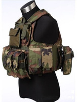 New tactical Strike Plate US Molle Combat Strike Plate Carrier steel wire HEAVY DUTY ARMOR Carrier CIRAS Vest