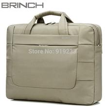 Brinch 17″ unisex laptop bag,17 inch Nylon Laptop Computer Bag,pc Notebook case 4 colors free shipping