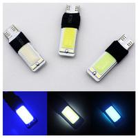 Maike.2X T10 LED 194 168 W5W COB Interior Bulb Light Parking Backup Fog Brake Lamps White Canbus No Error