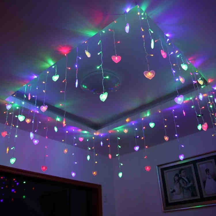 led string light high brightness indoor decoration light for christmas
