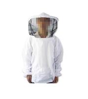 1Pcs Beekeeping Jacket Veil Smock Bee Keeping Hat Sleeve Suit Beekeeper Uniforms Workwear Protective Safety Clothing ay871460