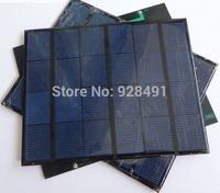 Hot Sale 3.5W 6V Solar Panel Small Solar Panels/Mini DIY Solar Cells For Solar Battery Charger/Solar Power System Free Shipping