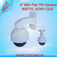 "CCTV SONY 600TVL Speed Dome Camera/4"" Mini Pan Tilt Security Camera EC-SP6086"