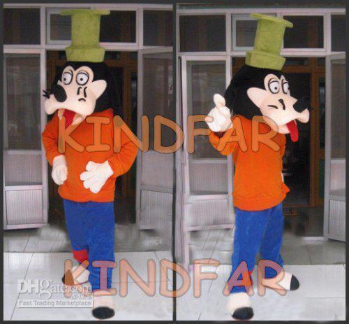 Goofy Costume Adults Goofy Mascot Costume Adult
