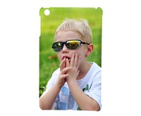 Free shipping 10pcs/bag 3D sublimation white blank case cover DIY blank phone case cover for IPAD MINI
