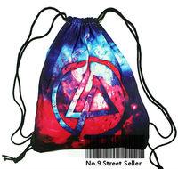 fft67 England Britain National Flag Union Jack Drawstring Bag Backpacks Backpack for Travelling / School / Leisure Life