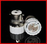 B22 to MR16 MR11 GU5.3 Base Adapter Extended LED lamp Socket 10pcs/lot