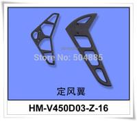 Walkera V450d03 Stablizer Set HM-V450d03-Z-16 for RC helicopter free tracking shipping