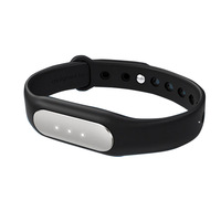 Original Xiaomi  xiaomi MiBand Wristbands Bluetooth 4.0 IP67 Waterproof  Wrist bands Bracelet for MI4 MI3 Android Phones