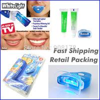Fast Teeth Whitening System Whitelight Dental White Light teeth Whitener Comb