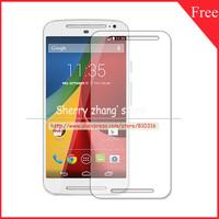 high clear screen protector guard film,For Motorola Moto G2 XT1063 XT1068 XT1069,2Pcs+free shipping