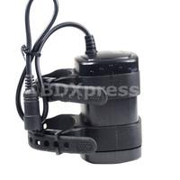 Free Shipping 8.4V 6600mAh 6 x 18650 Waterproof Battery Set for Bike Light