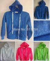 children sport set clothing zipper Sweatshirts boys fleece Hoodies girls hooded jacket pants kids outerwear autumn warm clothes