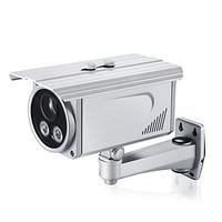 2-LED IR Night Vision IR Waterproof Surveillance Security Camera Built-in 700TVL SONY CCD