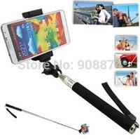 Extendable Handheld Super Long 22CM-108CM 3-in-1 Monopod Holder For GoPro Hero 1 2 3 3+ for iPhone 4 4s 5 5s Samsung SJ4000