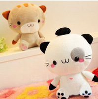 2014 of the latest fashion Lovely Japanese rice cat cat lovers cat plush toys X951