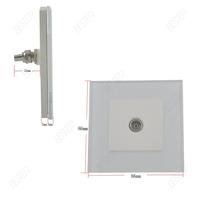 110~250V Socket and TV Socket  Wall Plate Socket FreeShipping(BS188 2pc/lot)