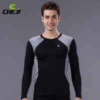 2014 Winter  New design Cheji Long Sleeve Thermal Cycling Jersey Winter Cycling Jersey underwear fleece cycling