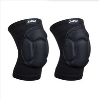 Two Pieces Kneepad Goalkeeper Soccer Football Volleyball Sponge Sports knee pads Protect Cycling Knee Pads