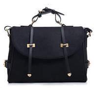 Free Shipping High Quality Women Woolen Cloth Messenger Bag Handbags Winter Shoulder Bags Tote