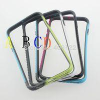 CN 1pcs Ultra Thin three Colorful TPU+PC Bumper For Apple iPhone 6 frame 4.7 inch Fashion design,pt03i611