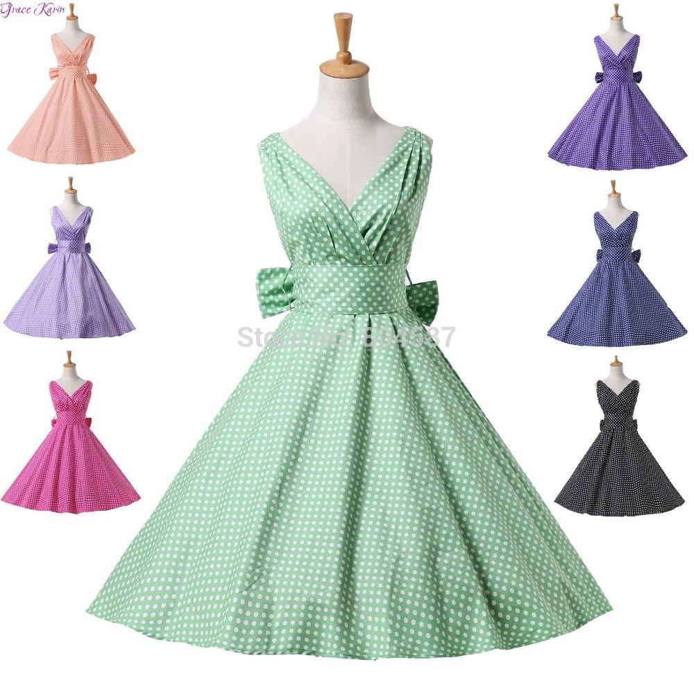 50 S Vintage Prom Dresses