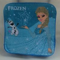 Free Shipping 2014 New Frozen Baby Cotton Wash Towel 24PCS/Lot Children Small Bath Square Handkerchief  Wholesale