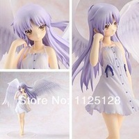 Free Shipping GSC Electric Limited angel's heart 20 cm PVC Action Figure Toys Doll  model Angel Beats!