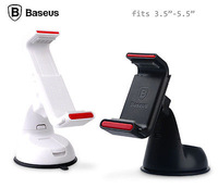 hot sale Original Baseus Super series 360 Car Windshield Gooseneck Mount Holder for cell phone GPS iphone 5 6 PDA galaxy