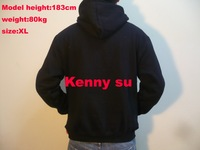 Japanese hiphop skate SUP Classic hoodie outwear in 6 Colour free shipping