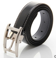 Free shipping  fall 2014 the latest version belt fashion handsome Men's pin buckle belts