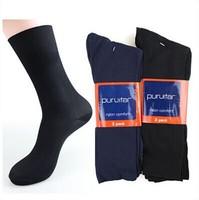 men plus size socks 42-45 (26-29cm),  BIG SIZE 24pcs=12pairs/lot, cotton and good quality. MAN SOX, SOKS