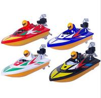 2pcs New RC micro mini racing boat motor HQ 953 remote radio control boat model three colors optional Free Shipping hot selling