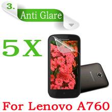 Cellphone Lenovo A760 Screen Protector,Matte anti-glare Screen Guard Film For Lenovo A760 Guard Cover Film,5PCS Free shipping