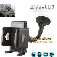 "360 Degree Rotating Holder Universal Car Mount Holder Mobile Phone Holder  PDA Holder+Vent Clip  For Apple iPhone 6 Plus 5.5"""