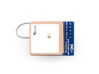 GPS UART Module NEO 6M u-blox development board kit straight/vertical pin header = UART GPS NEO-6M (B)