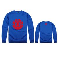 Element Hoodies sweatshirts men hip hop skateboards hoodie sports sweater cotton sweater hoody Element hip hop clothes