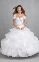 Quinceanera Dresses Vestido De Debutante Para 15 Anos Elegant Ball Gown Year Off The Shoulder Quniceanera Dresses Gowns_bridalk