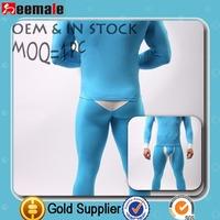 2014 Winter Dress For Men Thermal Underwear Modal Long John Set SC21