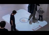 Free fast shipping for Interactive Floor system, dancing floor, 3D interactive projection display system